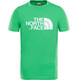 The North Face Easy Tee Maglietta a maniche corte Bambino verde